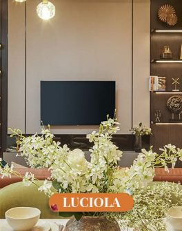 Luciola Living Room
