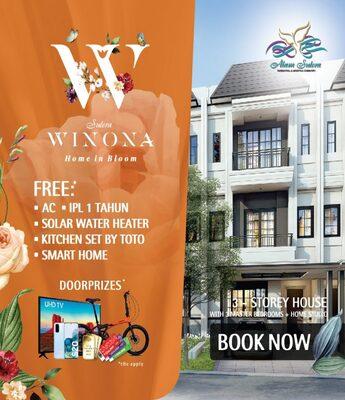 Sutera Winona - Banner Promo
