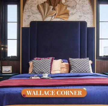 Wallace Corner Bedroom